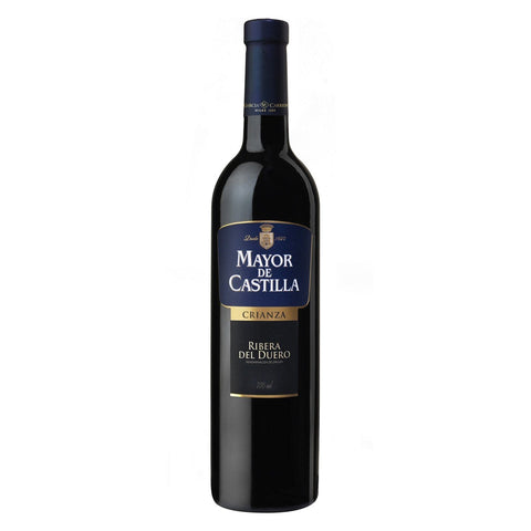 Vino Mayor de Castilla Crianza 750ml DO Ribera del Duero Bogar Wines