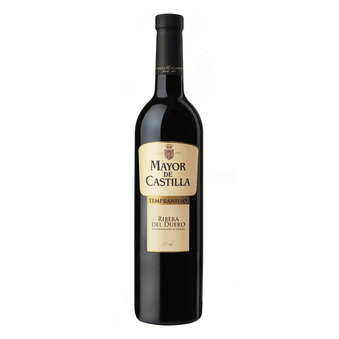Vino Mayor de Castilla Tempranillo 750ml DO Ribera del Duero Bogar Wines