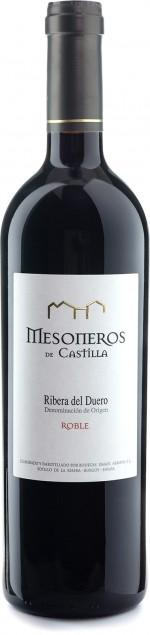 Vino Mesoneros de Castilla Roble 750ml | bogar-wines.