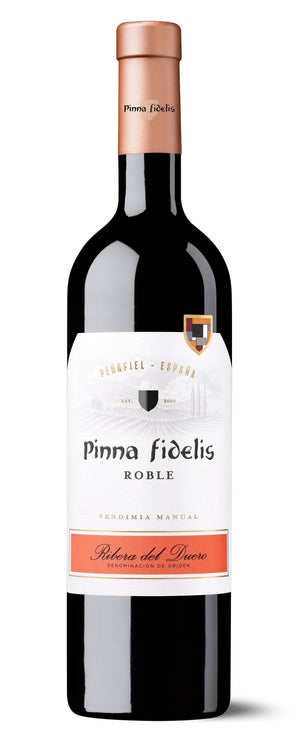 Vino Pinna Fidelis Roble 750ml DO Ribera del Duero Bodegas Pinna Fidelis