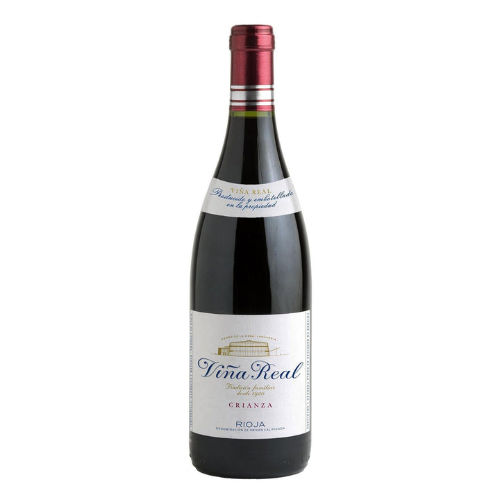 Vino Viña Real Crianza 750ml | bogar-wines.