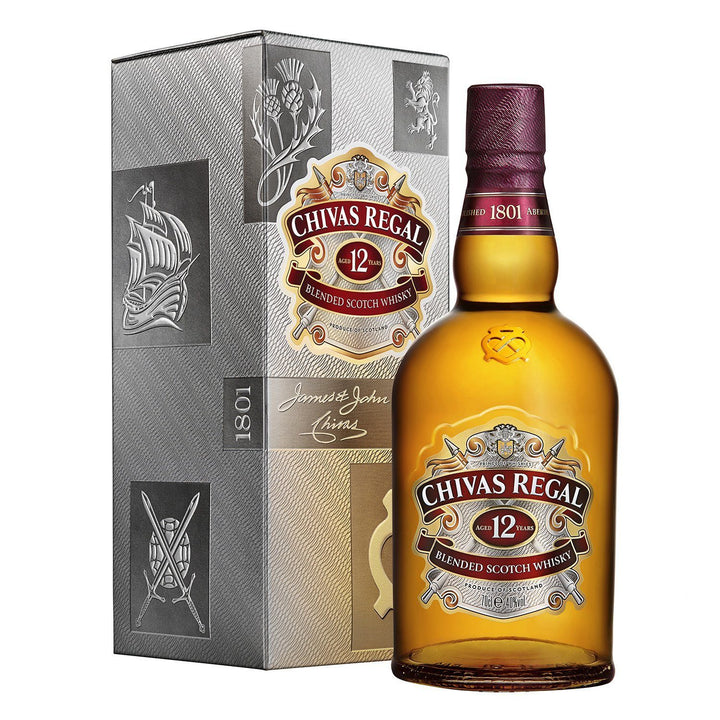 Whisky Chivas 12 Años 700ml | bogar-wines.