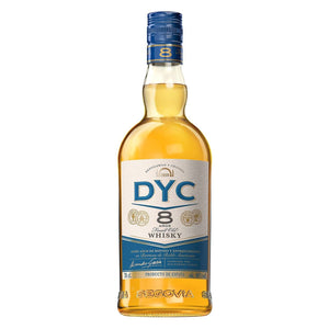 Whisky DYC 8 Años 700ml Whisky Bogar Wines