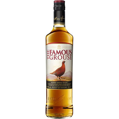 Whisky Famous Grouse 700ml Whisky Bogar Wines