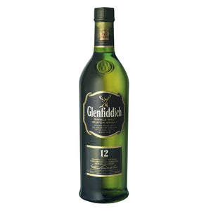 Whisky Glenfiddich 12 Años 700ml | bogar-wines.