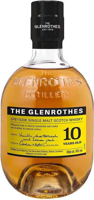 Whisky Glenrothes 10 años 700ml | bogar-wines.