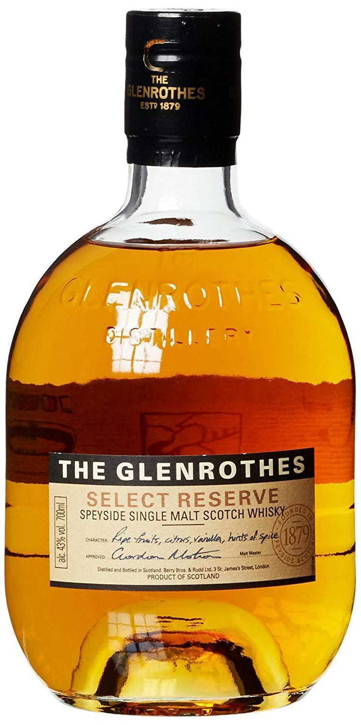Whisky Glenrothes Select Reserve 700ml | bogar-wines.