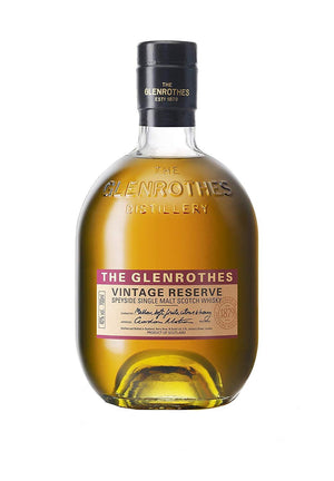 Whisky Glenrothes Vintage Reserve 700ml | bogar-wines.