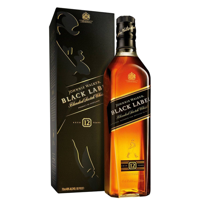 Whisky Johnnie Walker Black Label 700ml | bogar-wines.