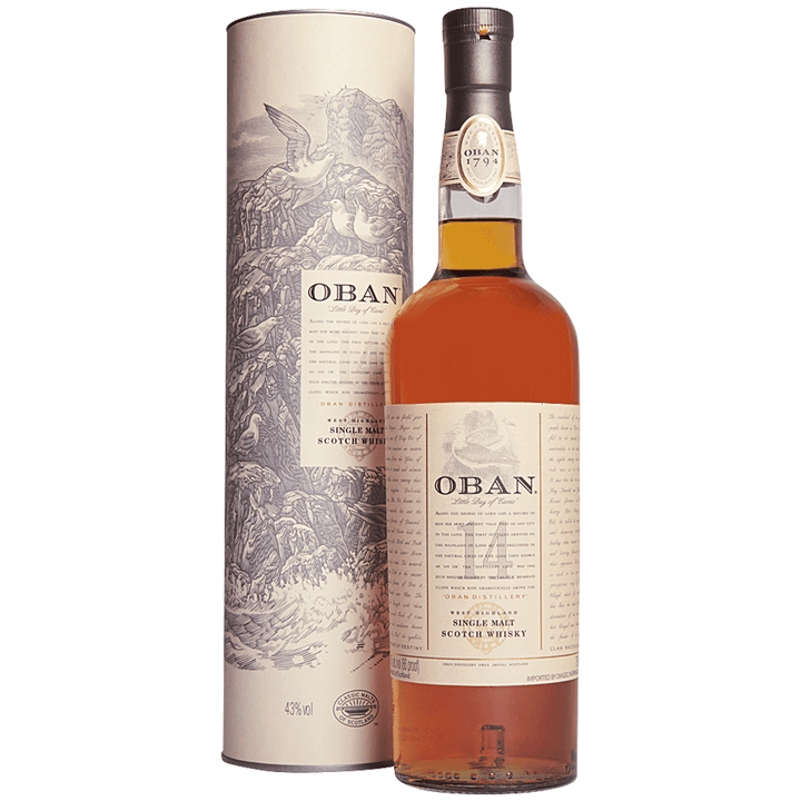 Whisky Oban 14 Años 700ml | bogar-wines.