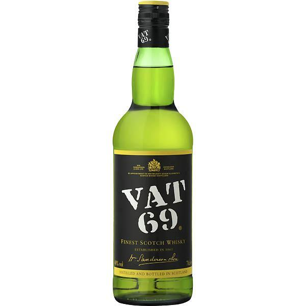 Whisky Vat 69 700ml