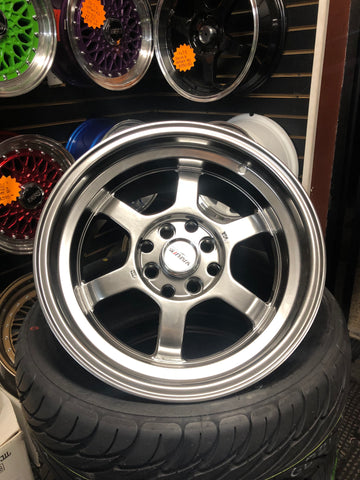 Varis Wheels - 15""