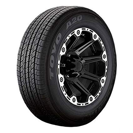 245/55R19 Toyo Open Country A20B