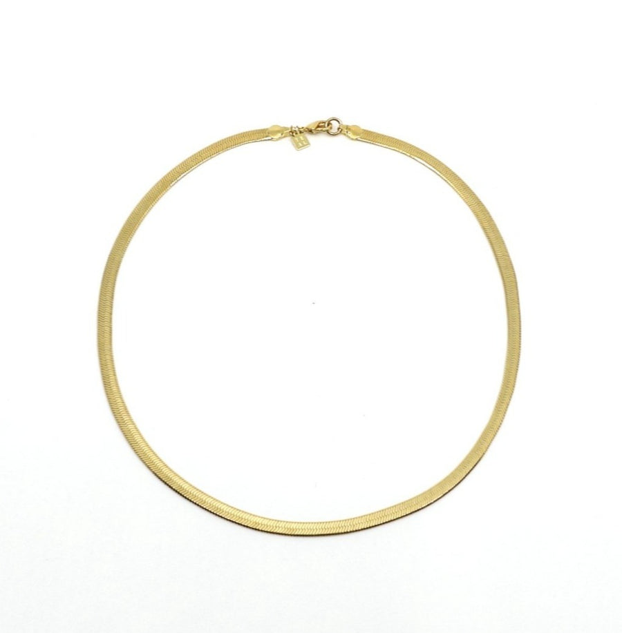 Viper XL Necklace (GOLD)