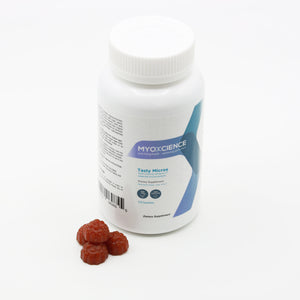 Tasty Micros Gummy Featuring 17 Essential nutrients, Choline L-5-MTHF
