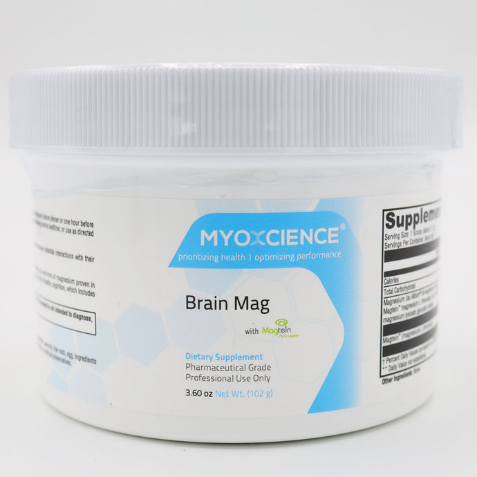 Brain Mag magnesium L-threonate