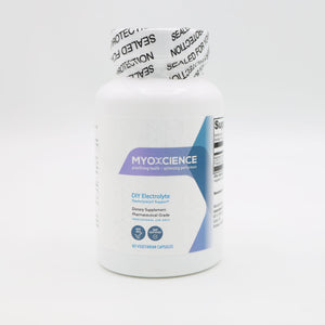 DIY Electrolyte | 99 mg Potassium and  50 mg Magnesium Citrate Per Cap in Bioavailable Forms