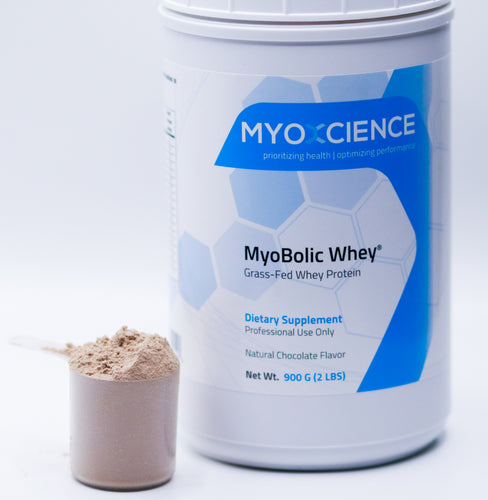 MyoBolic Whey | Grass Fed Whey Protein Concentrate