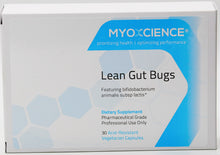 Lean Gut Bugs | Bifidobacterium animalis subsp lactis B420 Based Probiotic | Shelf Stable and Dairy Free