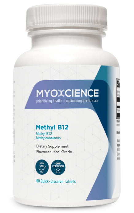 Methyl B12 60 tablets | Methylcobalamin