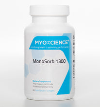 MonoSorb 1300 | Extra Strength Fish Oil  600 mg EPA | 260 mg DHA | Monoglyceride fish oil | IFOS Certified | Enteric Coated