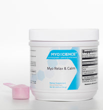 Myo Relax & Calm | Contains myo-Inositol, L-Theanine, Magnesium & GABA | Supports Sleep, Neurotransmitter & Hormone Support
