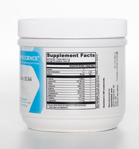 Optimized BCAA + Aminos | High Leucine | No Artificial Sweeteners