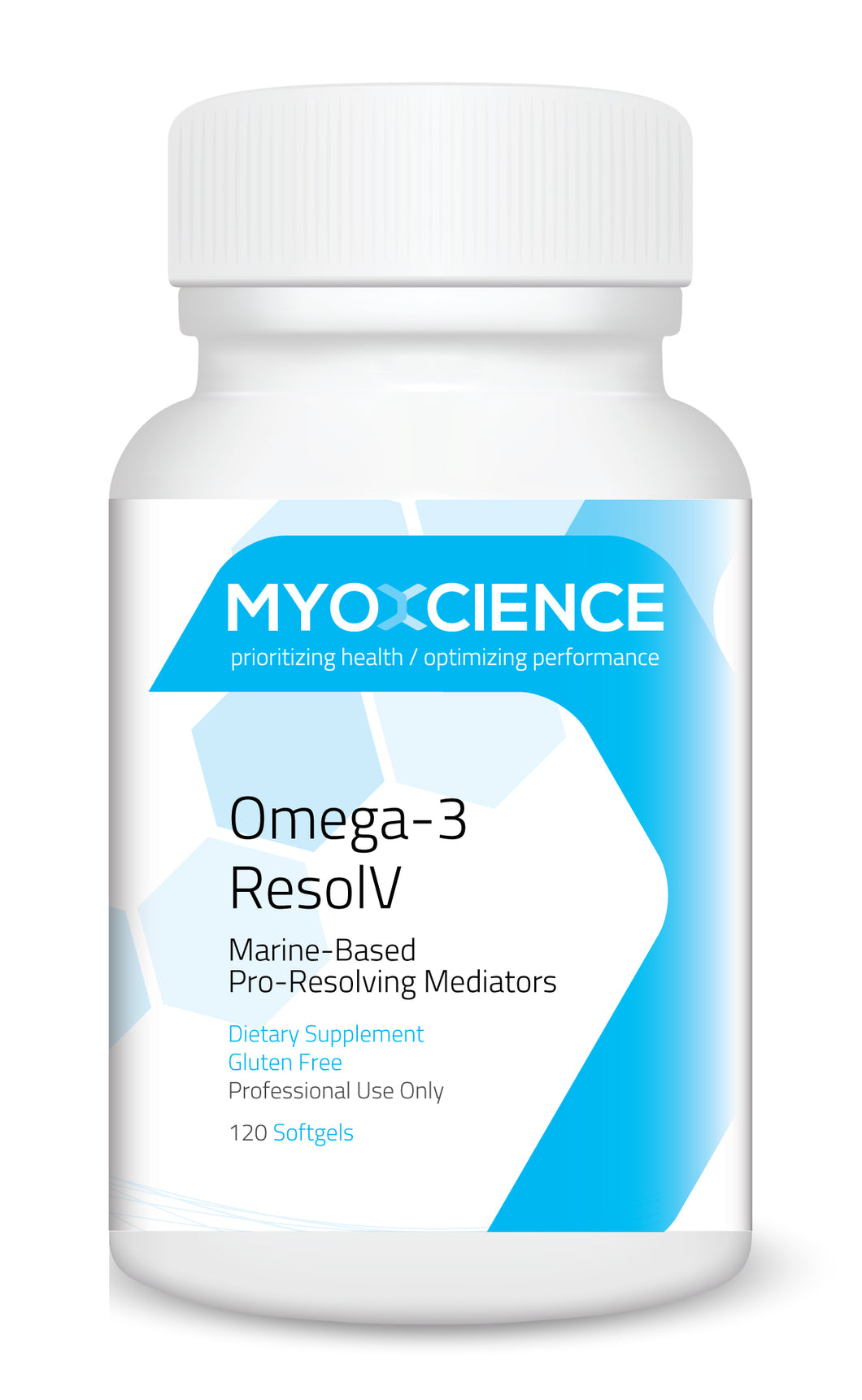Omega-3 ResolV | Pro-Resolving Mediators from Alaskan Cod Liver Oil