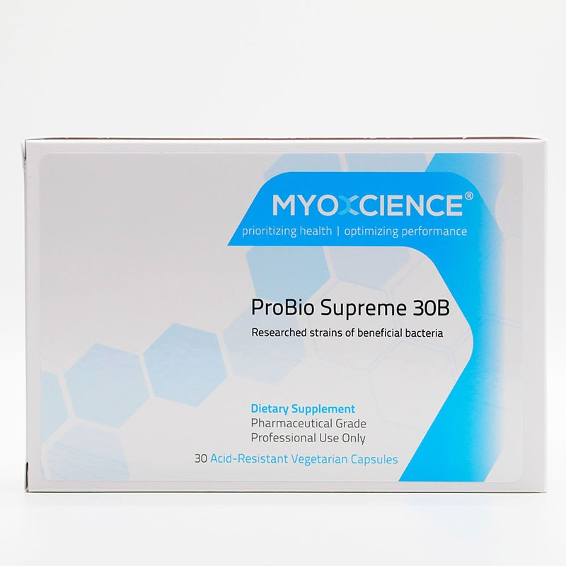 Probio Supreme High Potency Probiotic | Diary Free | Stain Specific |