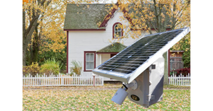What Are Solar Powered Security Cameras