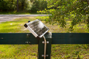 Why buy a solar powered automatic gate?