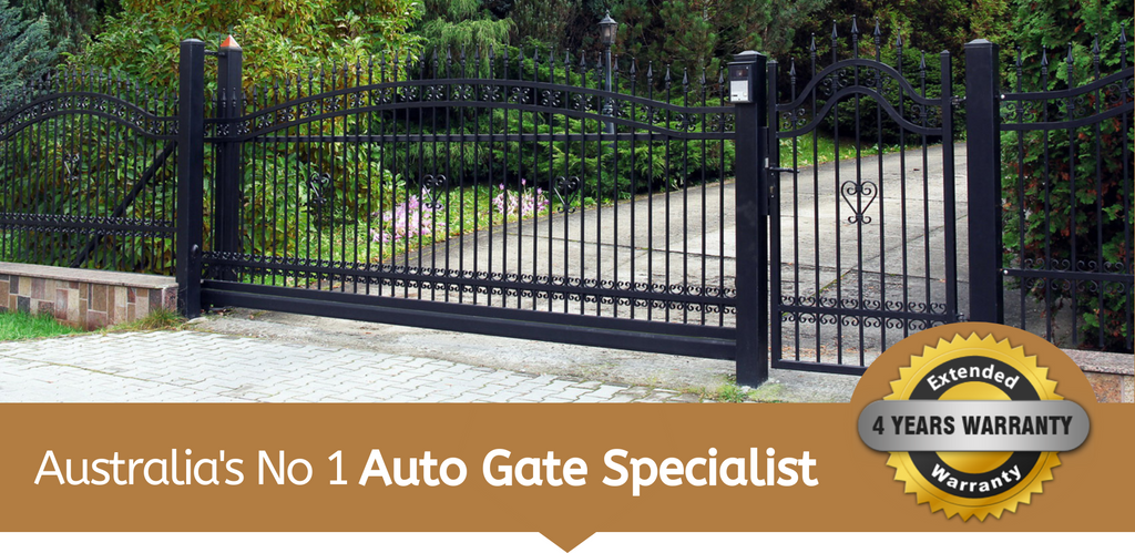 Why Gatehouse Security is Australia's No.1 Automatic Gate Supply Company