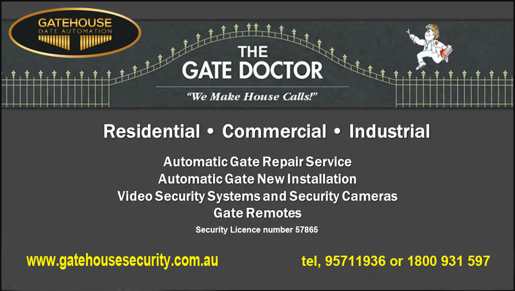 Gatehouse Service Policy
