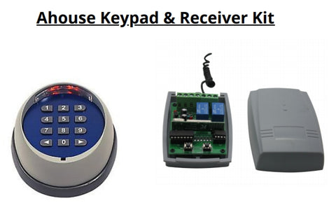 Ahouse Keypad Kit