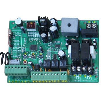 Spare control board for gatehouse gate kit