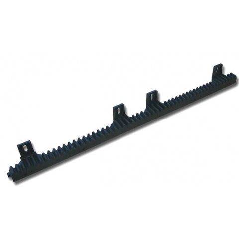 Gatehouse slide gear rack