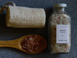 SOAKING SALTS - MUSCLE EASE