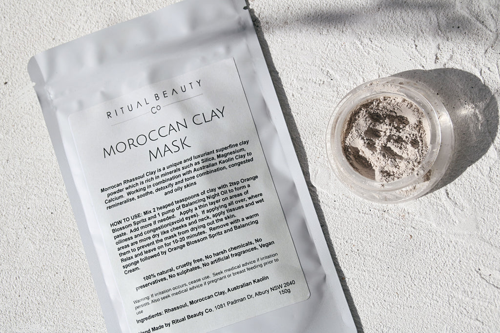 Moroccan Clay Mask 150g