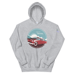 Time to Travel Unisex Hooded Sweatshirt