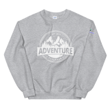 Adventure Badge Unisex Sweatshirt