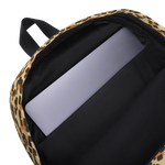 Leopard Print Water-Proof Backpack