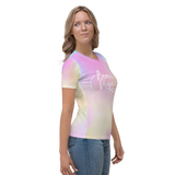 Bon Voyage All Over Print Women's T-shirt