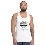 Enjoy Your Journey Classic Unisex Tank Top