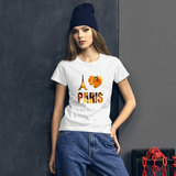 I Love Paris Women's short sleeve t-shirt