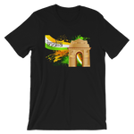 India Gate Short-Sleeve Unisex T-Shirt