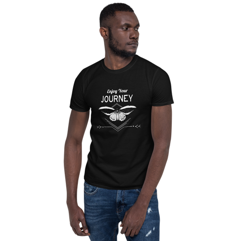 Enjoy Your Journey Short-Sleeve Unisex T-Shirt
