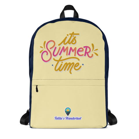 It's Summer Time Backpack