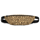 Fanny Pack with Leopard Print