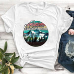 Mountains are Calling Women T-shirt