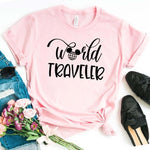 World Traveler Women T-shirt